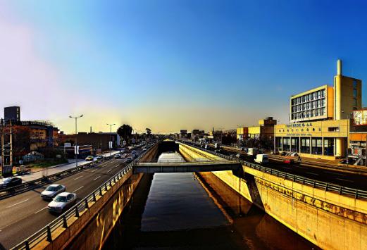 Kifisos River, Attica