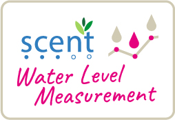 Water level measurement icon